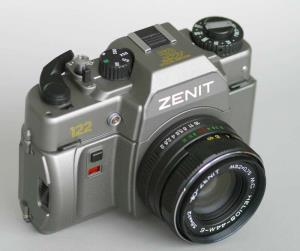 Ussrphoto Com Russian Soviet Cameras Wiki Catalog Zenit 122 50 Years Kmz Special Edition